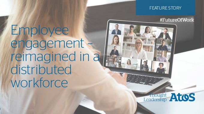 Atos & @NHInsight experts know improving #EmployeeEngagement is about shifting focus from...