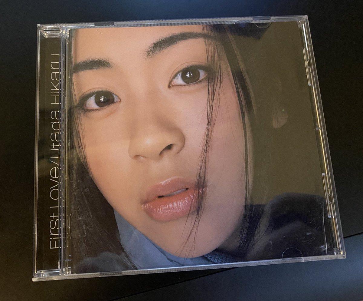 不意に宇多田ヒカルのFIRST LOVEアルバム聴きたくなって開けたらひどすぎてめっちゃめちゃに笑ってる
