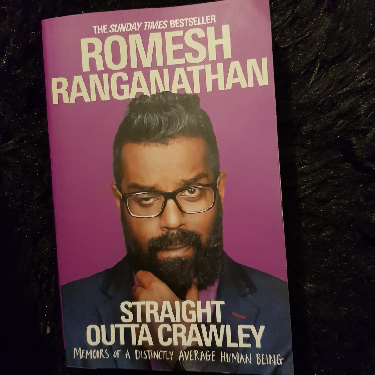 Just finished this on my lunch break and then find out he's bringing out another book next month. Will wait on some xmas book vouchers for that @RomeshRanga Hope you get that part in Coming to America 2! https://t.co/QSPMr4nuNw