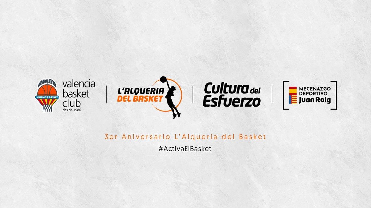 🎥 @lalqueriavbc cumple 3 años de vida y estos son los datos más relevantes 📈🏀  Cas 👉 La innovación permite una Alqueria del Basket más activa que nunca en su tercer aniversario https://t.co/j79bgUYGKS  Val 👉 https://t.co/MUO9Gozqa9  Eng 👉 https://t.co/iXA1BvsLMC  #EActíVate https://t.co/RkVW3lso8o