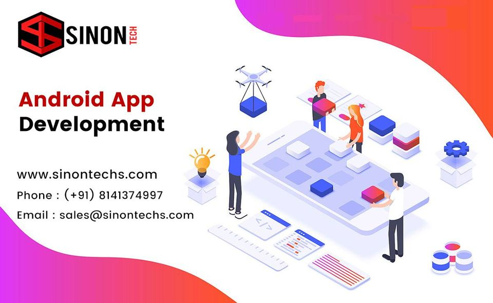 #SinonTech Pvt Ltd award-winning #Androidapp Development Company, offers custom #Androidappdevelopment services for entrepreneurs & small businesses.  Skype: sumeetshah52 Whatsapp: +91 8141374997 Get more details - https://t.co/MK8P9YJcdL   #android  #androiddeveloper #app https://t.co/OP4bhdTQ23