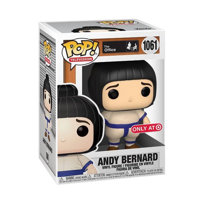 Target exclusive Andy in Sumo suit now available to preorder  https://t.co/FNhUMiuVi5 https://t.co/ye8Y8eG4Fz