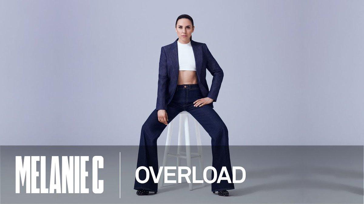 #MelanieC's final pre-release track #Overload is now added to #NewMusicFix. Listen here: https://t.co/pAVxpAYbkM https://t.co/1VTLnmMTjY