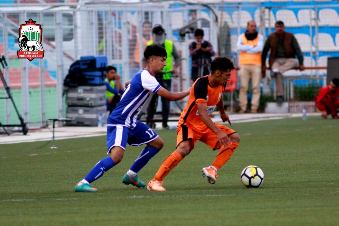 Football: Simorgh Alborz defeated Oqaban Hindukush 5-0 in the fourth match of the Afghan Premier League on Tuesday. https://t.co/zg1jULJ9u9