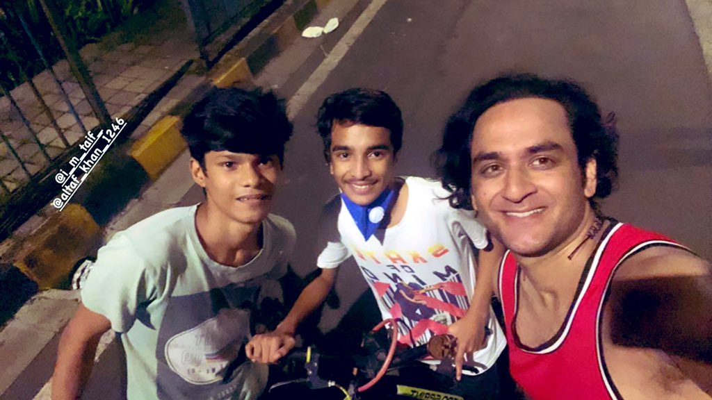 Spotted with fans Instagram story of @lostboy54   #VikasGupta #VG #lostboyjourney #lostsouls https://t.co/geI5f4Hdn8
