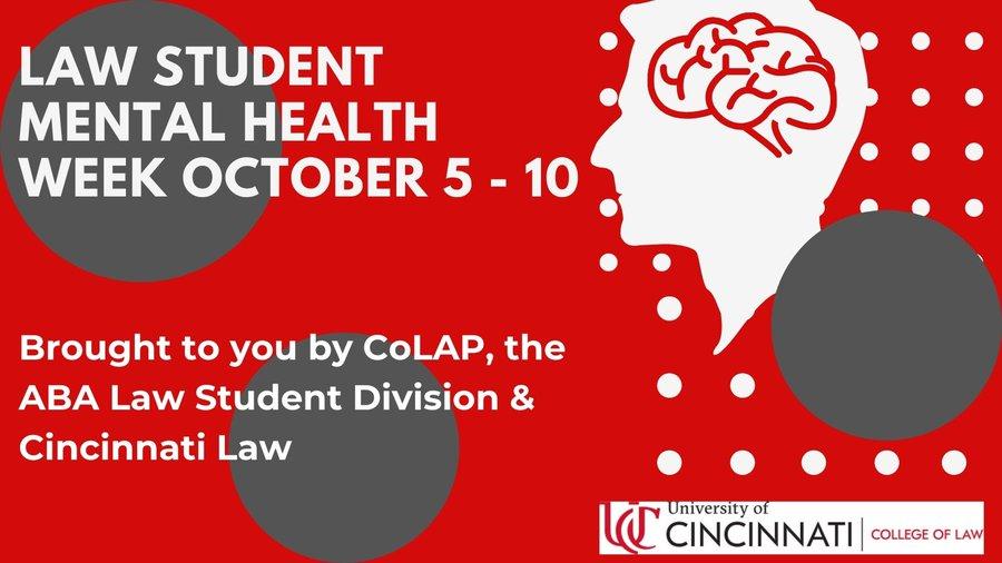 Law Student Mental Health Week