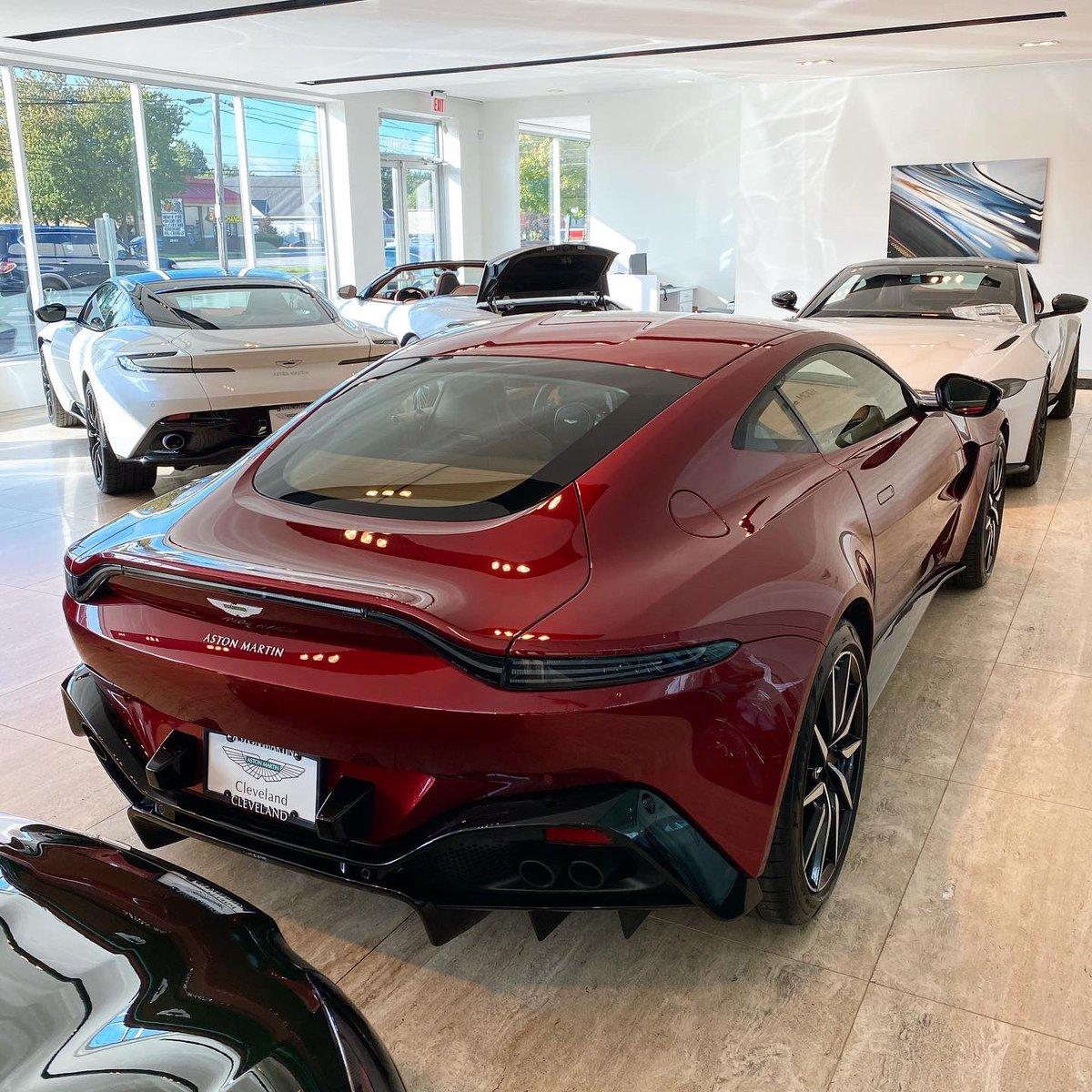 Aston Martin Cle Astonmartin Cle Twitter