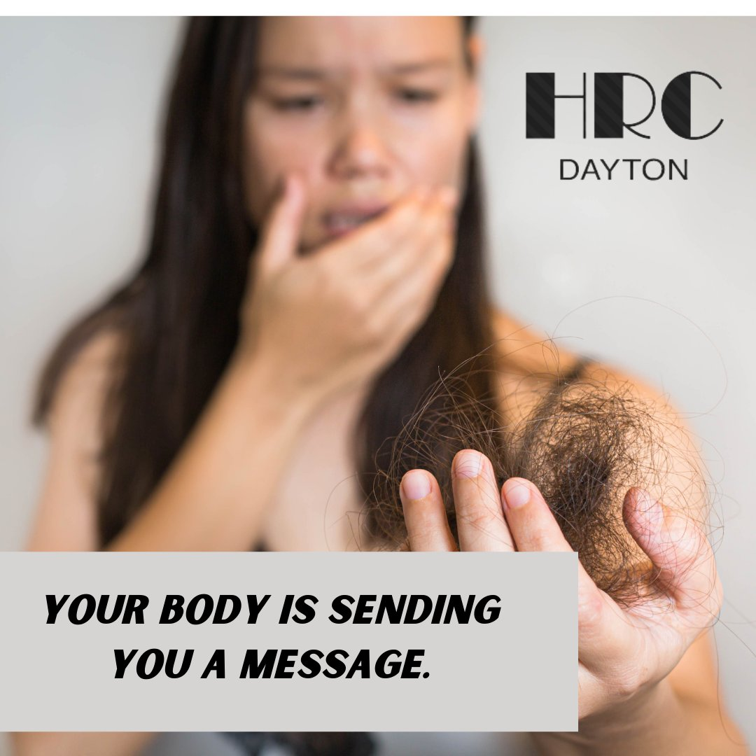 Listen to your hair! When you see excessive shedding or breakage, get a thorough evaluation today. https://t.co/BvKrMb5HDp  #hairloss #hairthinning #hairlosssolution #hairlosshelp #hairlossclinic #daytonohio #hrcdayton #hairreplacementclinic #humanhair https://t.co/33ekFvTCOl