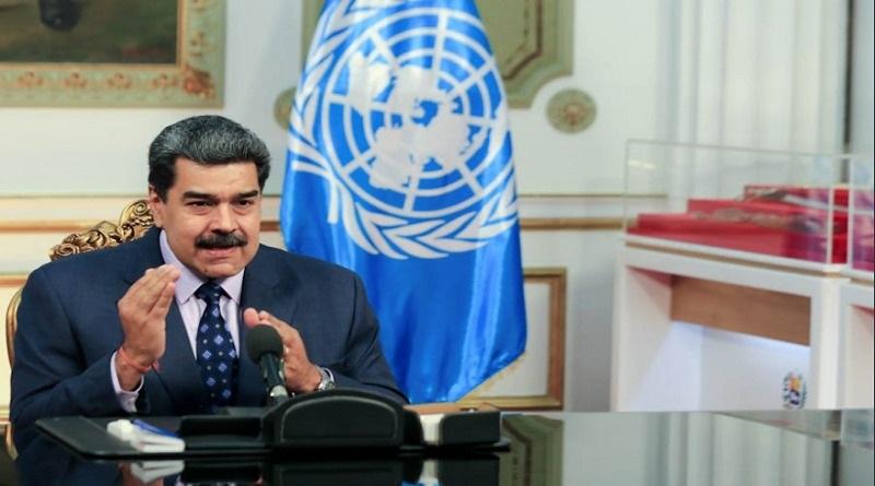 Venezuela insta a la ONU a buscar fórmula de financiamiento para países afectados por bloqueos y medidas coercitivas  #UnidadPatriotaAnteELBloqueo  https://t.co/BvIsLMNnCf https://t.co/th7OQflcnt