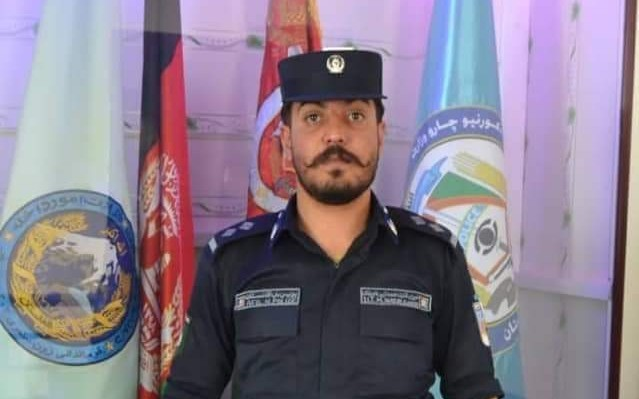 1st Lieutenant Mohammad Nazir Ghorzang, former commander of police in Ghazni city, was killed in an attack by militants in the Bazar-e-Escort area of Ghazni city this evening, Ghazni police said. https://t.co/ttRZRAe5HB