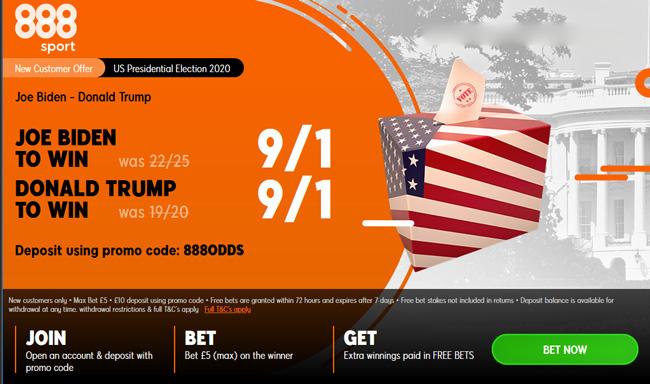888sport Betting Bonus