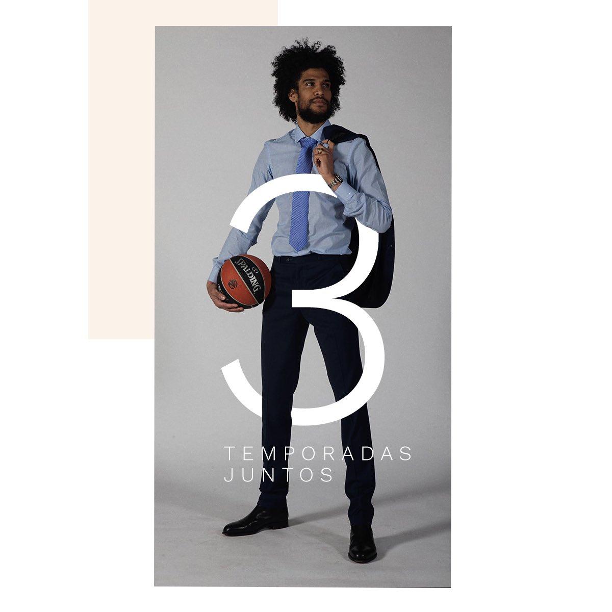 ¡A por una más! 🧡  #Jajoan y @valenciabasket, tres años de elegancia de altura 🏀 https://t.co/tSKQ2MLOz2