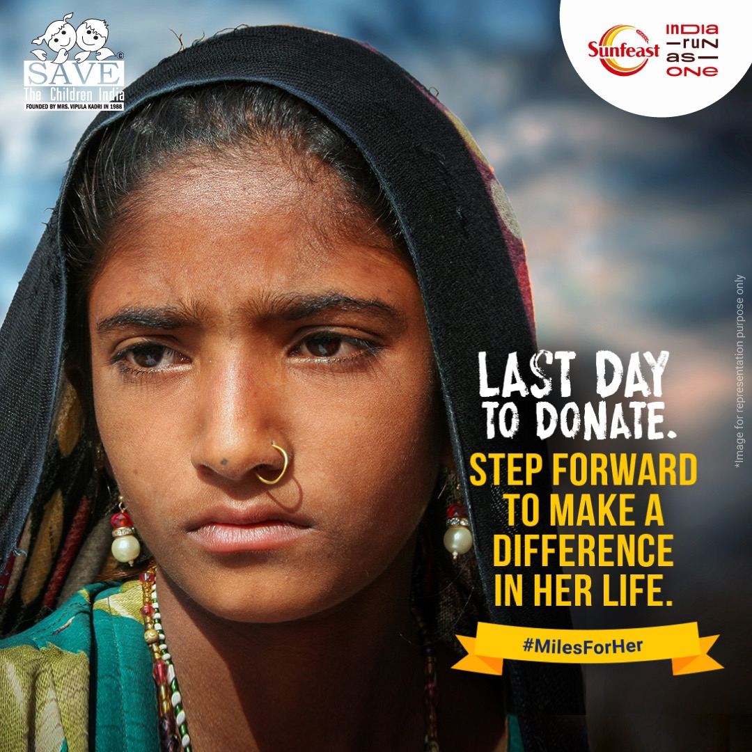 STCI helps survivors of trafficking lead a new, independent life through its vocational training programme. On the last day of #SunfeastIndiaRunAsOne virtual marathon, support our cause to help us reach out to more survivors. Donate:    #LivelihoodsMatter