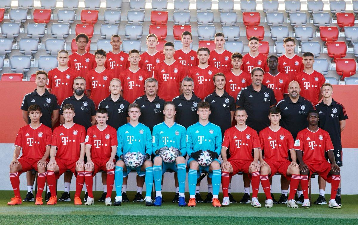 🔴 FC BAYERN U17 2020/2021 🔴  #MiaSanMia #FCBU17 #TeamTuesday https://t.co/DBjCSnfFBr
