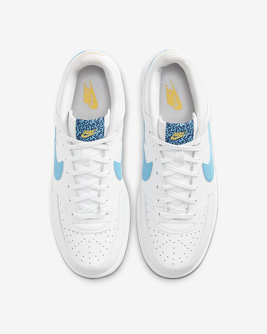 Ad: Nike Sky Force 3/4 'White/Blue Void' on sale for $69.97 + FREE shipping => https://t.co/1xSOLhPWOM https://t.co/NxpFjyA3Bh