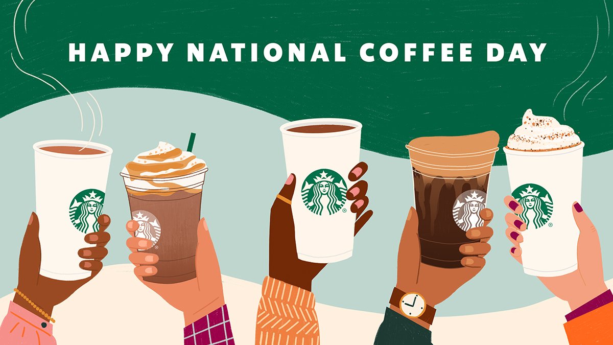 No matter how you celebrate #NationalCoffeeDay, we think you're absolutely awesome! Keep sipping and smiling! 😉☕️ https://t.co/zAQ7MdXtGT