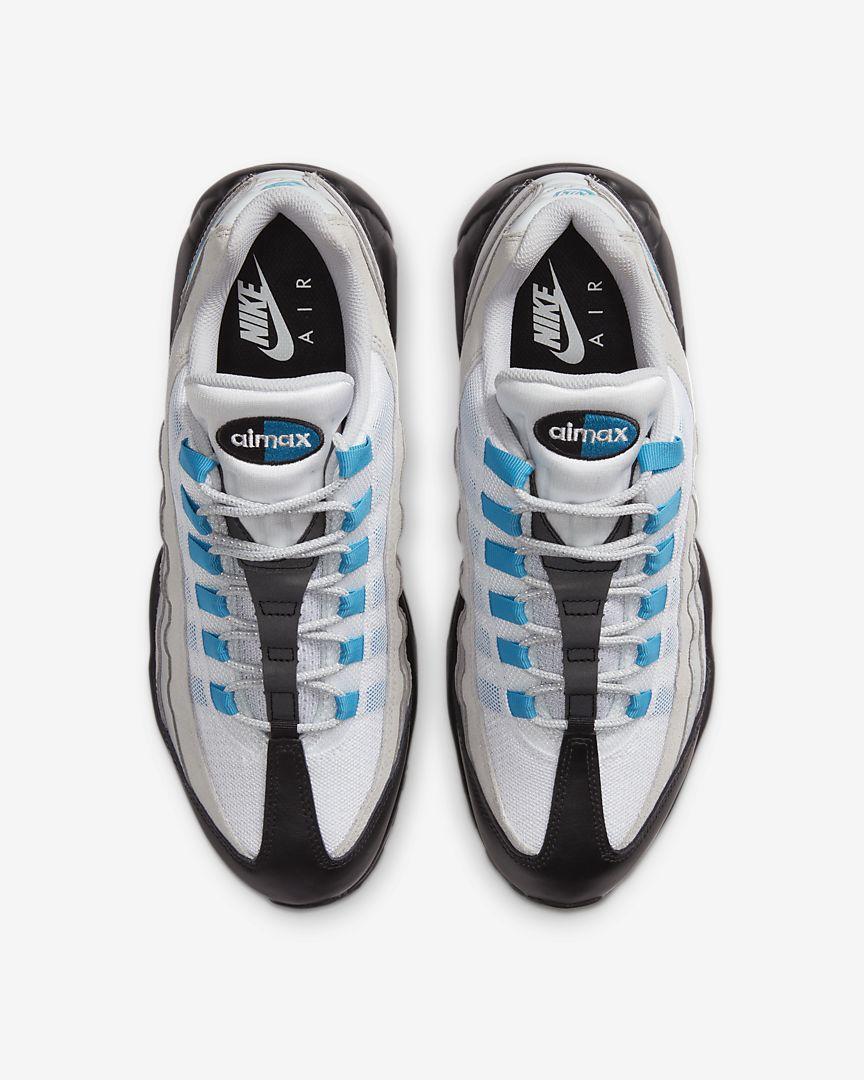 Ad: Nike Air Max 95 'Laser Blue' is now available via DTLR => https://t.co/NvFkLFDL9u https://t.co/bnRoY0vl6F