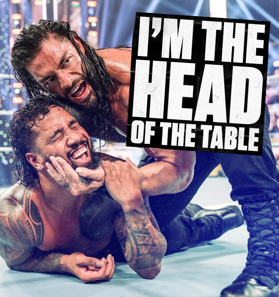 👀 👀  #WWEClash @WWERomanReigns @WWEUsos @HeymanHustle https://t.co/09UnhswMVG