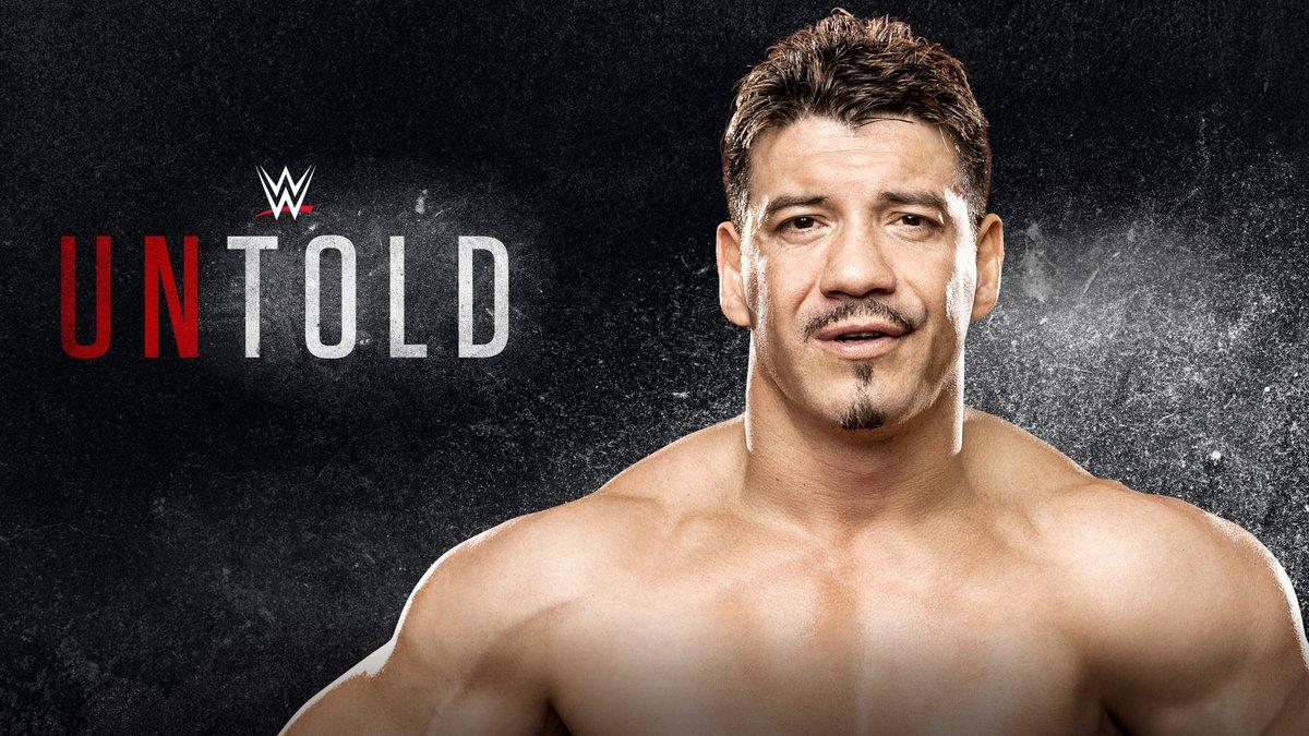 #WWEUntold: How Eddie Guerrero became a #SmackDown Legend ▶️ https://t.co/DRzUGTcnmh https://t.co/aV9RqslHoK
