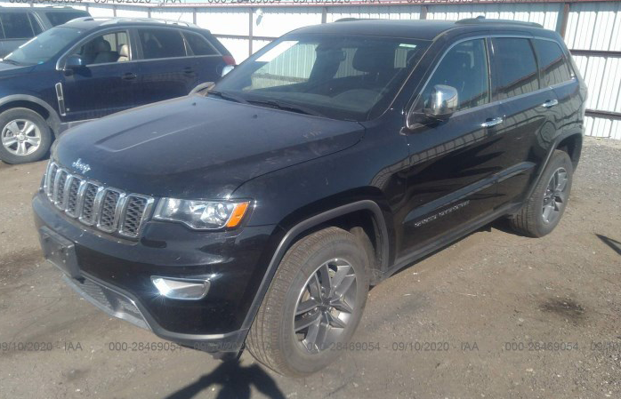 2020 Jeep Grand Cherokee Limited 4x4 Used (CLEAN), Bid: $25525 https://t.co/4zAd62yneD #Jeep #GrandCherokee #SUV #ItsUpForAuction  #autoauctions #BestInSalvage #AutoAuctions #AuctionCars #AuctionRides #ProjectCars #FixIt #SalvageAuctions #HotAuctionAction #HowMuch https://t.co/7yWYK8LaLS