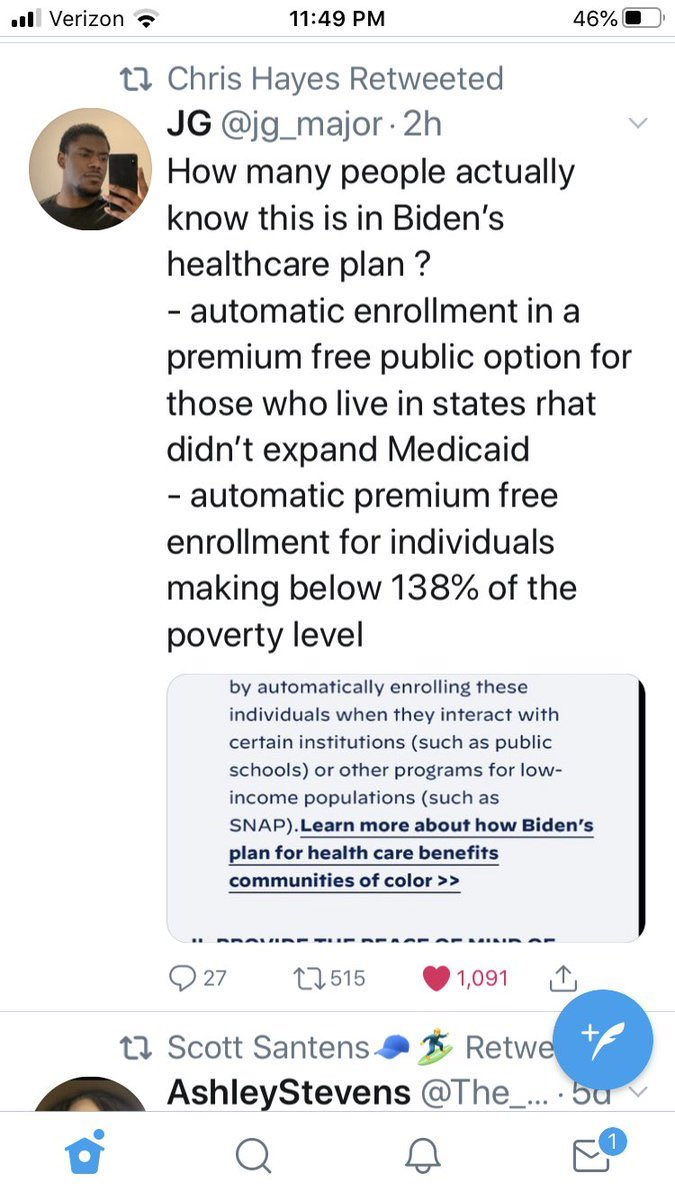 The lowest-income Americans, including more than 4 million adults who should be eligible for Medicaid but who live in states where GOP governors have refused to expand the program,will be automatically enrolled in the public option w/o premiums;they may opt out at any time. 8/11