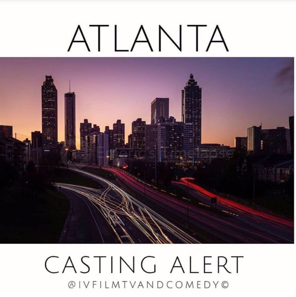 #AtlantaCasting #FeatureFilm  #Casting for speaking roles only. Film festival feature film. SAG where noted below, ONE Taft Hartley upgrade will be given out to a nonunion cast member based on professional performance, ultra low budget SAG minim rates apply, Character Breakdown: https://t.co/gJ5EqWBhK3