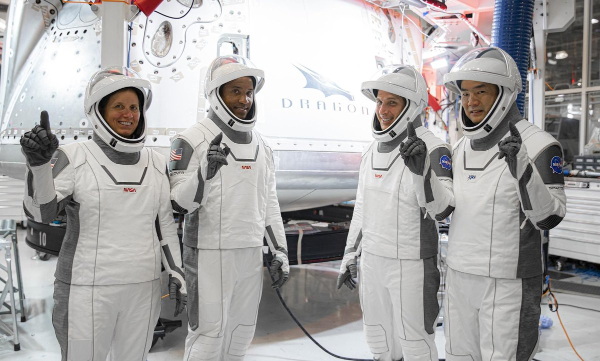 Four American astronauts plan to vote from space this year
