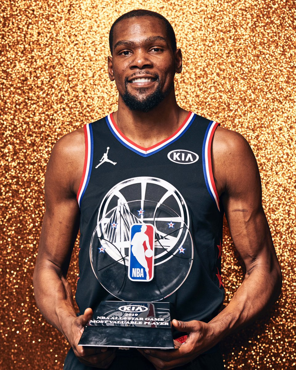 Happy 32nd Birthday to 10x #NBAAllStar & 2x Kobe Bryant #NBAAllStar MVP @KDTrey5! #NBABDAY