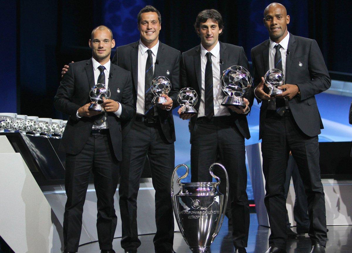 ¡𝐌𝐞𝐧𝐮𝐝𝐨𝐬 𝐫𝐞𝐜𝐮𝐞𝐫𝐝𝐨𝐬! 🤩  El Inter de 2010 🔵⚫️  #UCLdraw | @Inter_es https://t.co/OKYFlYCwij
