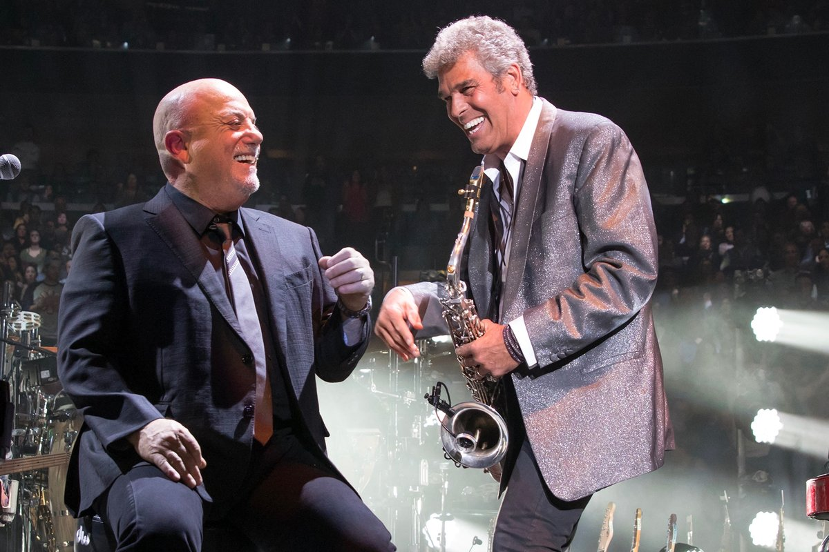 In the latest installment of our Unknown Legends series, saxophonist Mark Rivera looks back on nearly 40 years with Billy Joel, playing alongside John Lennon at the ex-Beatle's final public https://t.co/YFSfA2GNVX https://t.co/wFCpHTvdCh