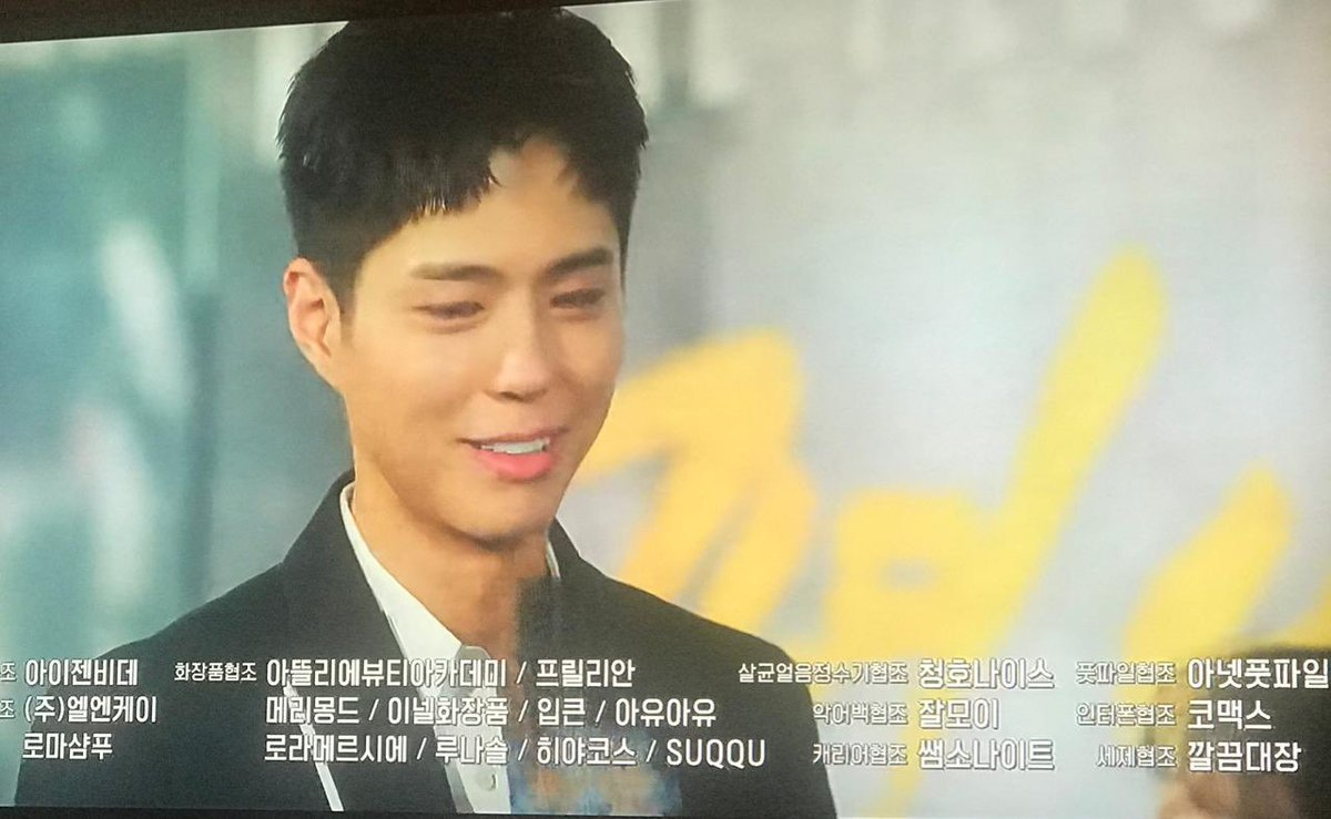 No idea why ppl are hating on #RecordOfYouth! I am loving it and seeing the diverse range of @bogummy👌🏻 loved the guest appr of #SeoHyunjin and look forward to #ParkSeoJun! Not sure if one frame can handle this much charm💕 https://t.co/IWezVz3ucC