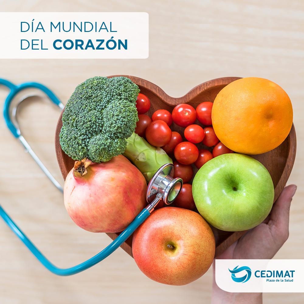 """Hoy se conmemora el #DíaMundialdelCorazón, con el objetivo de dar a conocer las enfermedades cardiovasculares, su prevención, control y tratamiento.  No se pierda el webinar """"Corazones Saludables"""" hoy a las 6:00 PM , para registrarse https://t.co/zikDbtZQ8F  #CEDIMAT https://t.co/TvwvTfK3z2"""