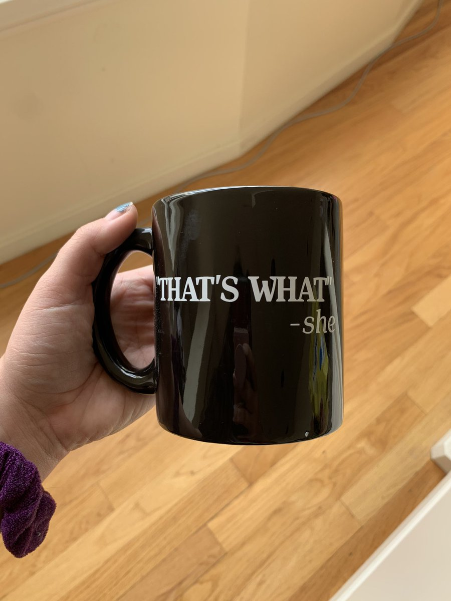 my #enfp mother doing a handstand in the living room: I GOT YOU A NEW MUG FOR YOUR COLLECTION DO YOU GET IT???  me, #intp, sipping tea in the kitchen: pfft. yes, mom, i get it. thank you. :,) https://t.co/xG3fHuwEBS