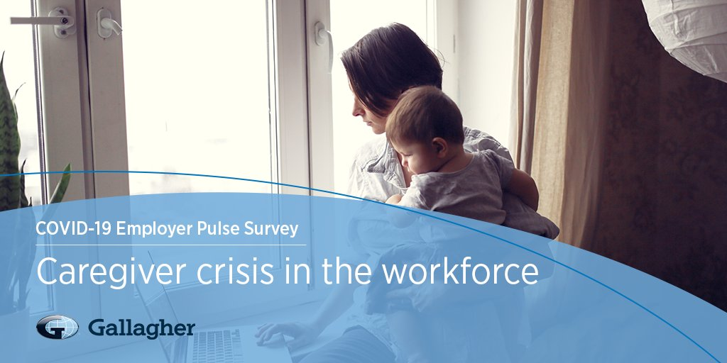 💡Share your experiences with employee #caregiver stress and gain insights from other employers. Take the survey. Get the data. bit.ly/2EJNALd