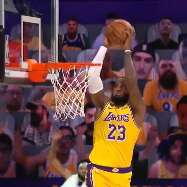 Round 1 vs. POR: 4-1 Conf. Semis vs. HOU: 4-1 Conf. Finals vs. DEN: 4-1  @Lakers advanced to the #NBAFinals Presented by YouTube TV for the first time since 2010... watch Game 1 TOMORROW (9/30) at 9:00 PM ET on ABC! https://t.co/V5b7G5lyvW