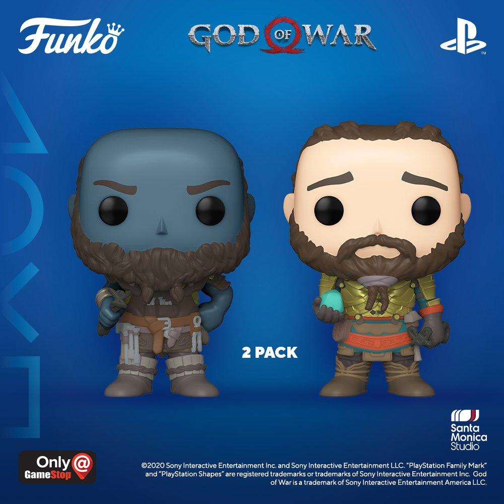 Coming Soon: POP! Games: God of War Brok & Sindri 2 pack. Pre-order Today! https://t.co/7eowwyPaYB #Funko #FunkoPop #PopVinyl #PlayStation https://t.co/OQlb5yWC9J
