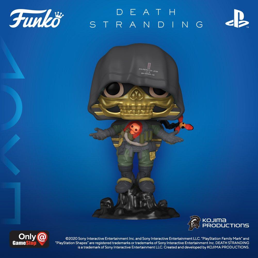 Coming Soon: Pop! Games: DEATH STRANDING – Higgs Monaghan. Pre-order today! https://t.co/ap9hi0JwUP #Funko #FunkoPop #PopVinyl #PlayStation https://t.co/SaZY8WRhwm