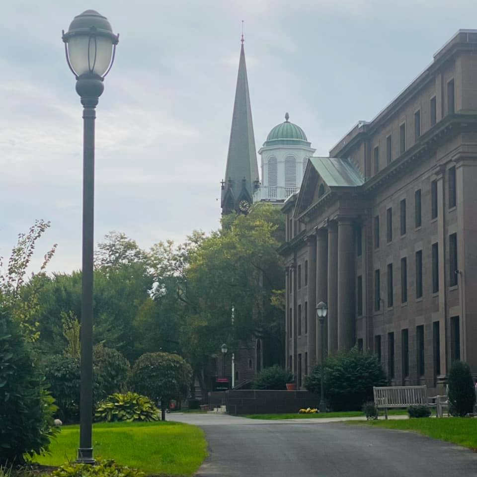 test Twitter Media - Sights from campus today, September 29, 2020 ⛅ https://t.co/rD33rgBqtw