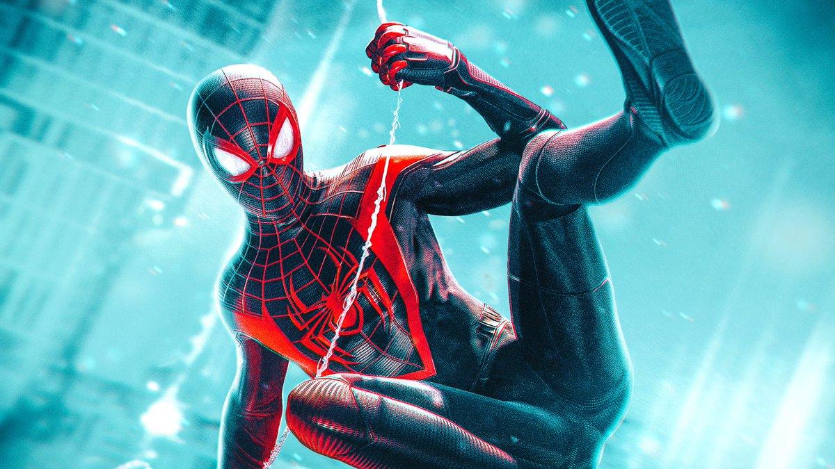 Marvel's Spider-Man: Miles Morales Ön Siparişleri Başladı - PS5 geriye uyumluluğu kısıtlı olacak #PS5 #PS4 #PlayStation5 #PlayStation4 #Oyun #Game #Sony https://t.co/iwzpJFoLQx https://t.co/UADrAg2vNJ