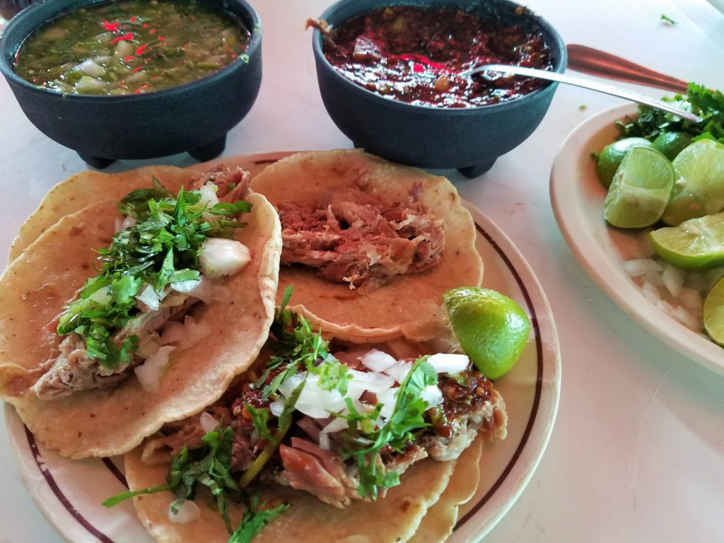 Everything tastes better in a taco! Lamb barbacoa and pork carnitas are perfect examples: https://t.co/Geg5iSbcJ4 #foodie #TacoTuesday #Mexico #tacos https://t.co/iilNyWmRdR