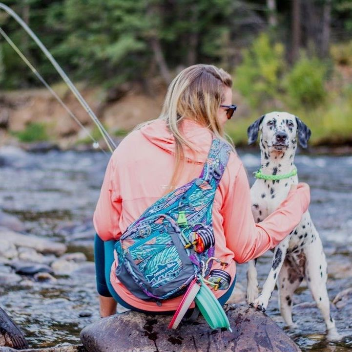 Nice Safe Passage® Sling Pack Cierra Trammell! It's great seeing you and Tippet enjoying a perfect day on the water with everything you need. 🎣 🐕 #OrvisDog #OrvisFlyFishing #FlyFishing #BrownTrout #TheGreatOutdoors #Adventure #TheGreatAwaits #Repost 📸 Golden Girl Photography https://t.co/EJKGWvpN4x