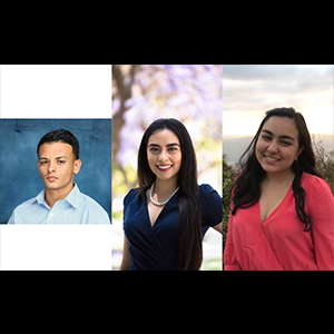 Luis Joel Méndez González, Kimberly Cruz and Kate Sequeira are candidates running for NAHJ Student Representative. Here is what each candidate proposed at Friday's meeting with #NAHJ students, by El Nuevo Sol's Eduardo García. #NAHJ2020 https://t.co/4xGKSe61Hn