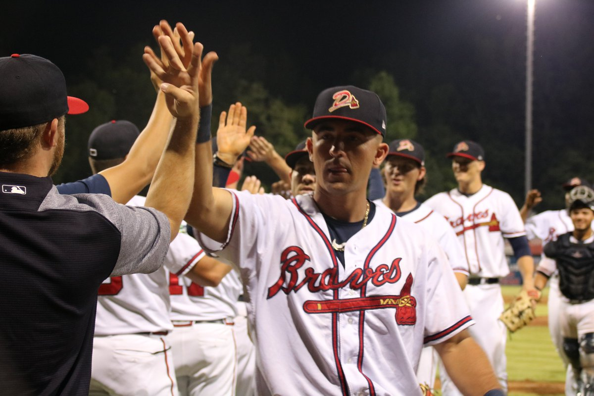 After MLB Announcement, Atlanta Braves End Affiliation With Appalachian League  READ: https://t.co/SxQlrcXY1T https://t.co/5NpRtWHtzF
