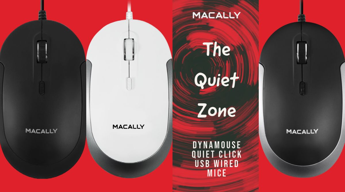 Want quiet smooth comfortable navigation? Look no further.  The Macally Dynamouse series is available in various colors. https://t.co/TyxYZAE4Fn #macally #mac #apple #chromebook #PC #windows #laptop #macbook #WFH #workspace #desktop https://t.co/mTxuhgmjfb