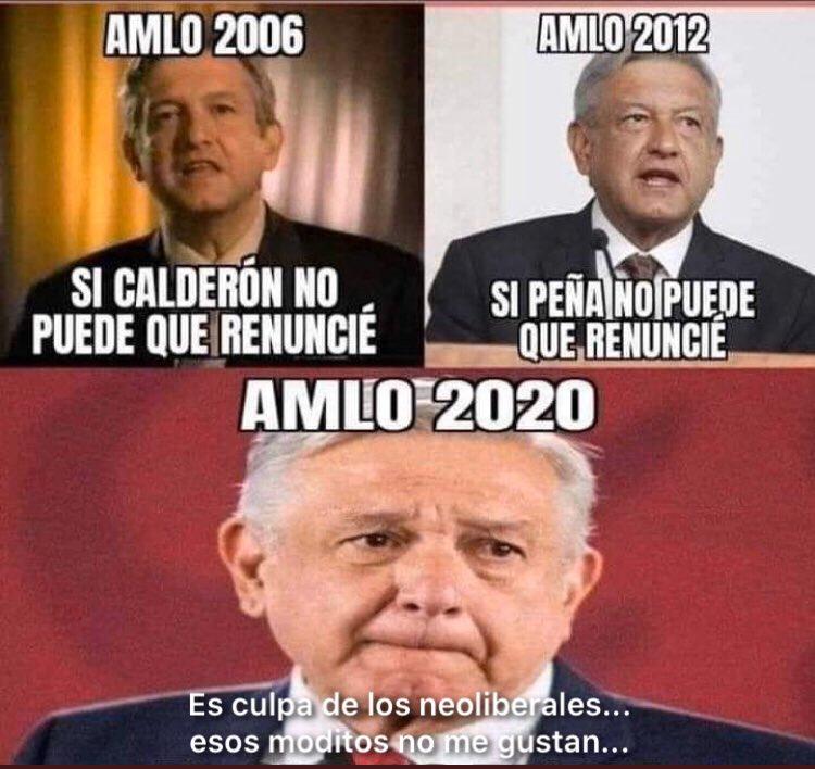 @lopezobrador_ Claro, pues ya se murieron los que debía gastar #Asesino #AMLOelPeorPresidenteDelMundo https://t.co/UrgfLcq3tj