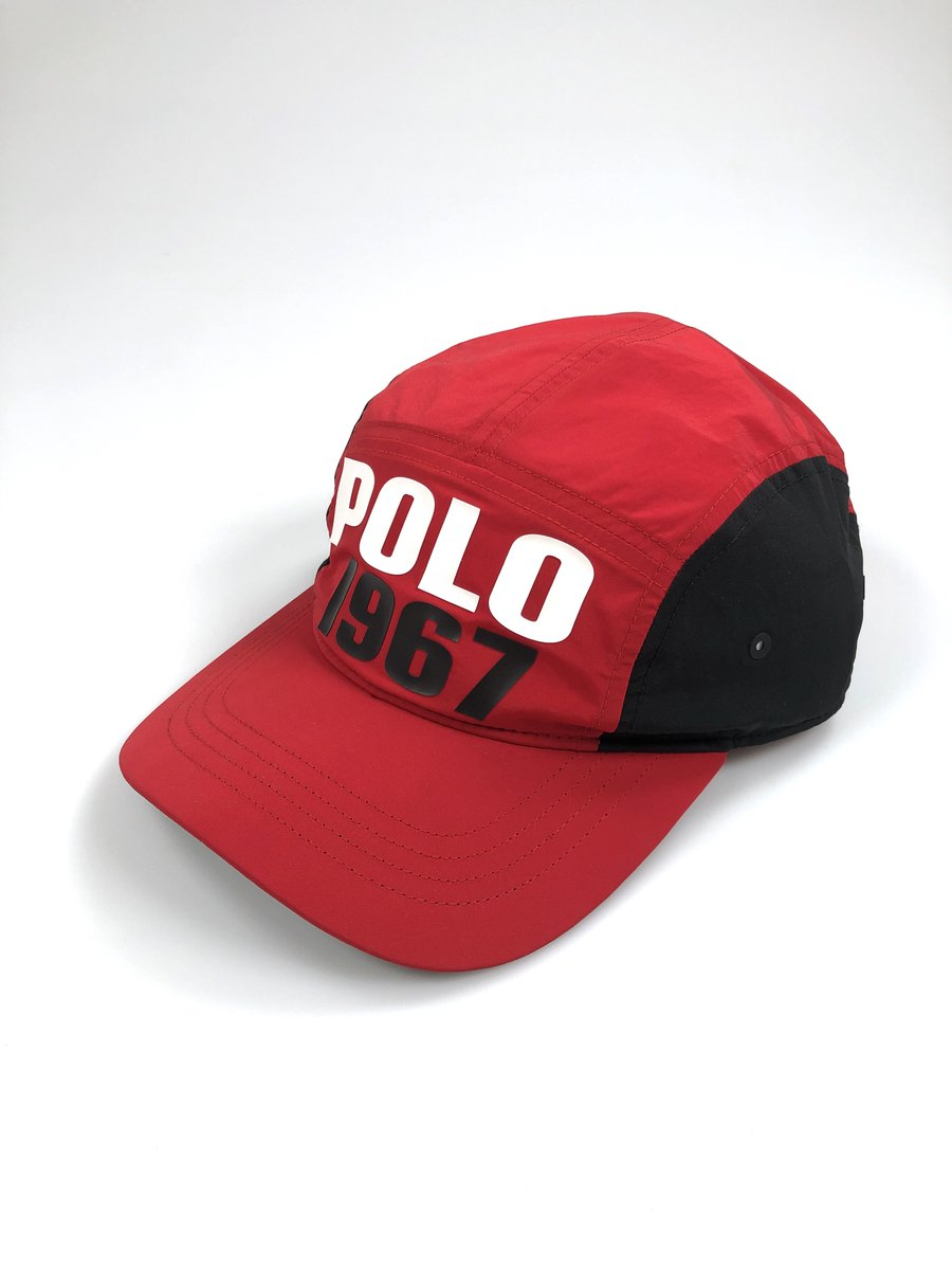 POLO RALPH LAUREN POLO 1967 LIMITED EDITION HAT  Price: 225.00  Color: RL RED  Size: One Size  https://t.co/nmf9K0V4Mc  #ralphlauren #Polo #polobyralphlauren https://t.co/Q4v69Sca4U