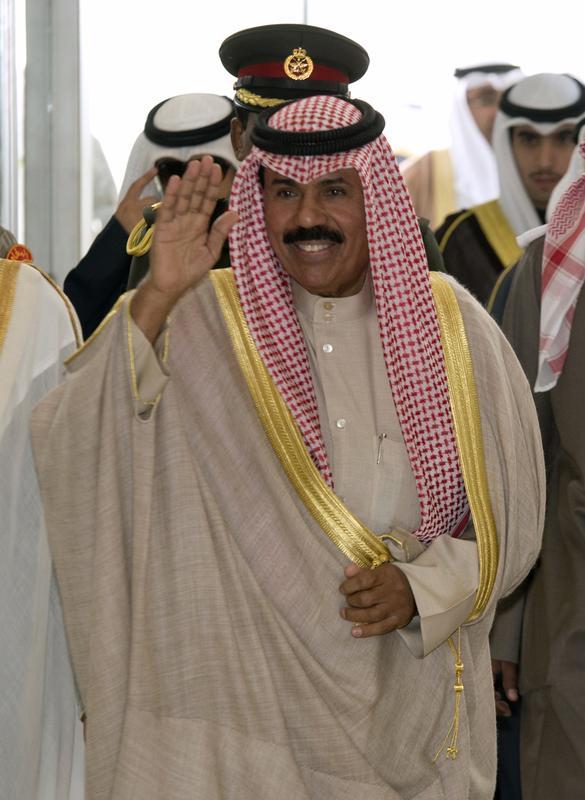 Kuwait's new emir is Crown Prince Sheikh Nawaf, says cabinet https://t.co/CXTSUCvMkA https://t.co/BckpF0NzCR