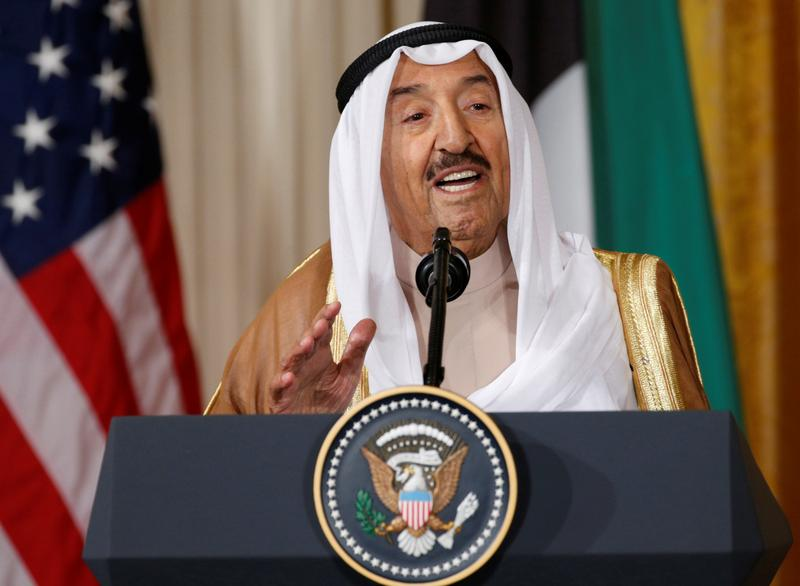 Kuwait mourns Emir Sheikh Sabah, veteran defender of Arab unity https://t.co/zoSQdAOgtR https://t.co/qyKNXiAYOb