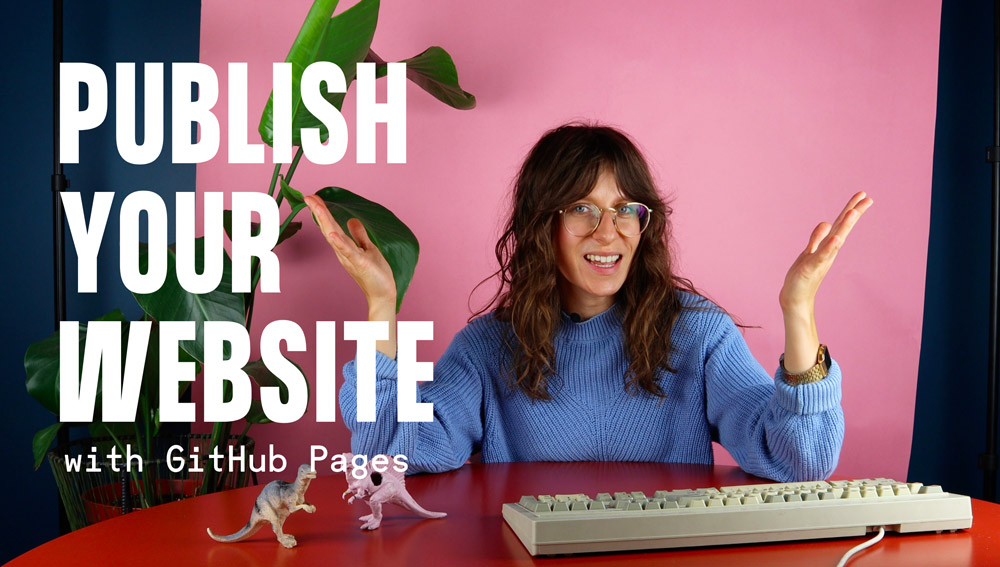 My new classes for @skillshare are publisheeeed! 🥳Wooohoooo! This time I'm showing how to publish website with GitHub Pages! 🔵 https://t.co/Q3WkdLkVCS   CC @CallbackWomen  #womenwhocode #githubpages #codingfornewbies #codingclasses #skillshare #girlswhocodee #publishingwebsite https://t.co/q0lBAl4RsI