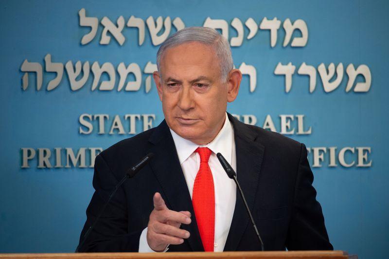Israel's Netanyahu urges Beirut neighborhood to 'act now' over Hezbollah arms depot https://t.co/3DlwXaSHmz https://t.co/fUJXUxumW7